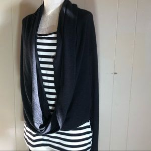 lululemon twist and wrap light sweater size 4